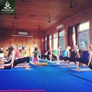 500 Hour Yoga Teacher Training In Rishikesh.
