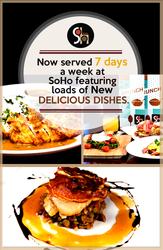Places to eat near Cork-SOHO