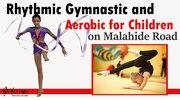 Rhythmic gymnastics for children in Coolock,  Dublin