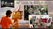 Art Classes for adults in Coolock,