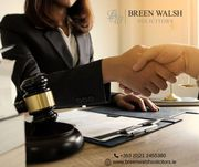 Solo Attorney or a Large Law Firm in Cork,  Ireland