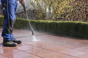 Power washing services and Maintenance